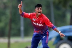 Sandeep Lamichane Has Been Ruled Out From The Hundred Tournament As Ecb Asks Him To Return
