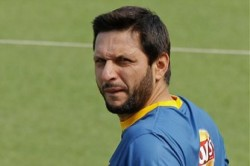 Shahid Afridi Reprimanded The Pakistan Cricket Board