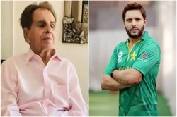 Shahid Afridi Pays Tribute To Late Dilip Kumar Said He Lives On In Our Hearts