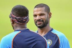 India Vs Sri Lanka Shikhar Dhawan Have The Chance To Make Record As A Captain