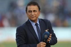 Sunil Gavaskar Tolled Two Names Who Can Replace Hardik Pandya