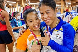 Mirabai Chanu Targets For Paris Olympics Says Want To Return With Gold Medal