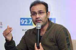 Virender Sehwag Told The Reason For The Defeat Said Shikhar Dhawan Made A Mistake Here