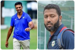 Dravid Should Not Be The Coach Of Indian Team Wasim Jaffer Told The Reason