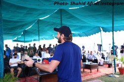 Kashmir Premier League Supporter Shahid Afridi Says Bcci Has Mixed Sports And Politics Again