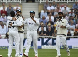Ind Vs Eng Mohammed Shami Is Happy With Indian Bowling Against England In 1st Test