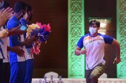 Sri Lanka Former Pacer Dhammika Prasad Says Neeraj Chopra Medal Belongs To Entire Subcontinent
