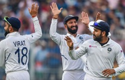 Ind Vs Eng Did Cheteshwar Pujara Play This Innings To Save His Career Rohit Sharma Replied