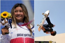 Tokyo 2020 Many Bones Of Sky Brown Were Broken At Age Of 11 She Won Olympic Medal At