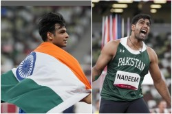 Neeraj Chopra Reveals How Arshad Is Moving Around With His Javelin Before First Throw In Final Event