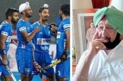 Three Punjabi Players Scored Goals Cm Captain Amarinder Singh Congratulated