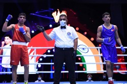 Asbc Asian Youth Junior Boxing Championships Six Indians Won Their Opening Match At First Day