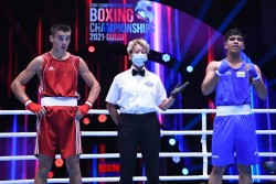 Asbc Asian Youth And Junior Boxing Championships Gaurav Saini Qualifies For Finals
