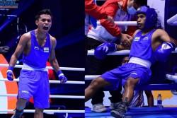 Asian Youth Boxing Championships Bishwamitra Strikes Gold At The 2021 Asbc Silver For Vishvanath