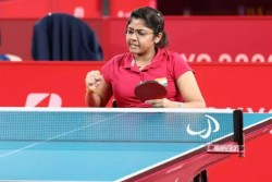 Tokyo Paralympics 2020 Bhavina Patel Becomes 1st Women Indian Tt Player To Reach In Semifinals