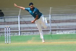 Third Cricketer In 2 Weeks Quiet Indian Cricket Harmeet Singh Announce His Retirement To Play In Usa