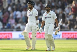 India Vs England 1st Test Rohit Sharma Kl Rahul Put India On Stronghold Breaks 14 Year Old Record