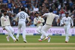 India Vs England 2nd Test Bumrah Shami Ishant Mohammad Siraj Led Indian Team Historic Win At Lords
