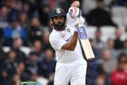 India Vs England Rohit Sharma Slams 14th Test Fifty Umpires Call Damage Century Chance