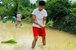 Gave A New Identity To The Backward Village Planted Paddy In The Fields Story Of Lovlina Borgohain