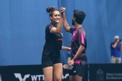 Wtt Contender 2021 Manika Batra Sathiyan Gnanasekaran Win Mixed Doubles Title In Budapest