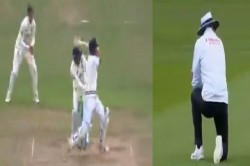India Vs England Pujara Hit Such A Shot Which Could Have Caused A Big Accident