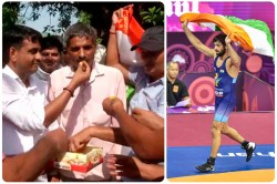 Tokyo Olympics Family Of Ravi Dahiya In Happiness Father Said My Dream Has Come True