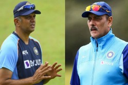 Rahul Dravid Does Not Want To Become Coach Ravi Shastri Eager To Stay On Top