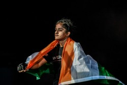 Ritu Phogat Women One Atomweight World Grand Prix Mma Fight Ready To Face Meng Bo