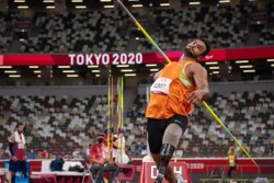 Tokyo Paralympics 2020 Men S Javelin Throw F64 Final Sumit Antil Won Gold For India Sandeep Finishes