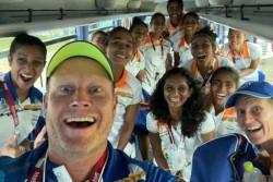 Tokyo 2020 Olympics Chak De India Shah Rukh Khan Indian Women Hockey Team Coach Sjoerd Marijne Kabir