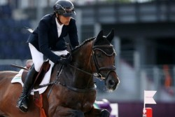 Tokyo 2020 Olympics Equestrian Fouaad Mirza Misses Out Medal But Shines On His Debut Finishes On