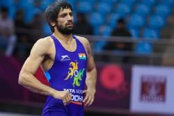 Tokyo Olympics 2020 Ravi Kumar Confirms 4th Medal For India Vs Sanayev Nurislam Men S 57kg Freesty