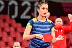 Tokyo Olympics 2020 Table Tennis Federation Issues Showcase Notice To Manika Batra Know Why