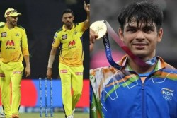 Tokyo Olympics 2020 Csk Announces Rs 1 Crore Reward For India S Only Gold Medalist Neeraj Chopra