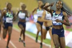 Tokyo Olympics 2020 Kenya S Kipyegon Bags Gold In 1500m Meters After Falling Down In Final Lap