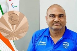 Tokyo Paralympics 2020 Big Blow For India Vinod Kumar Loses Men S F52 Discus Throw Bronze