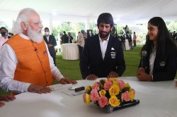 Are You Very Angry Son When Pm Modi Spoke To Vinesh Phogat