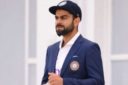 Didnt See Me Playing For India Kohli Remember Father