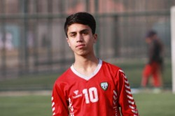 Afghan National Team Footballer Zaki Anwari Died In Fall From Us Plane