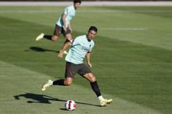 Cristiano Ronaldo Becomes Highest Goalscorer In International Men S Football Still Behind Christine