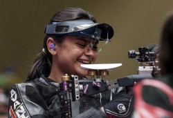 Avani Lekhara Wins Bronze Women S 50m Rifle 3 Positions Sh1 Her Second Medal In This Paralympics