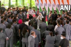 Pm Narendra Modi Shared The Video Footage Of His Interaction With The Tokyo 2020 Para Athletes