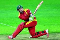 Zimbabwe Batsman Brendan Taylor Announces Retirement