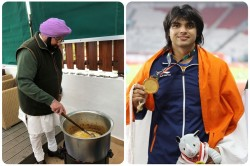 Captain Amarinder Singh Will Become The Chef Will Prepare Food For Olympic Medal Winners