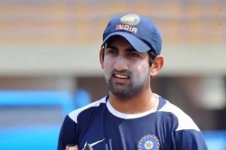 When Kohli Left The Captaincy Gambhir Was Surprised Said There May Be Pressure On The Players