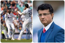 Sourav Ganguly Statement On Manchester Test Cancellation