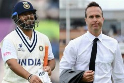 Ind Vs Eng 4th Test Rishabh Pant Lost His Wicket Again Recklessly Michael Vaughan Says Don T Be