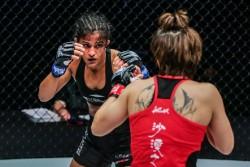 Ritu Phogat Women One Atomweight World Grand Prix Indian Tigress Will Face Japanese Wrestler Itsuki
