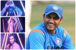 Mohammad Kaif Did The Serpent Dance Sehwag Said Our Sridevi Has Come